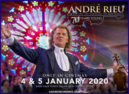 PWB - Andre Rieu - 70 Years Young