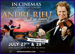 PWB - Andre Rieu - Shall We Dance