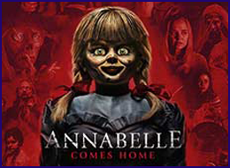 PWB - Annabelle Comes Home