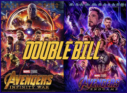 PWB - Avengers Double Bill