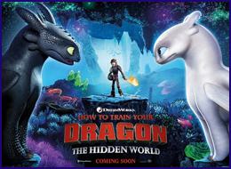 PWB - HTTYD - Hidden World