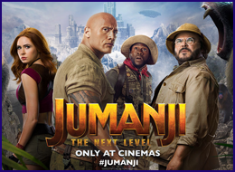 PWB - Jumanji Next Level
