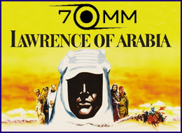 PWB - Lawrence of Arabia 70MM
