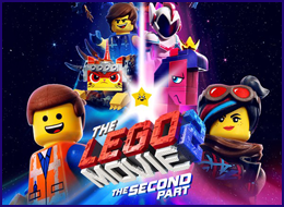PWB - Lego Movie 2