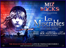 PWB - Les Miserables - The Stageshow