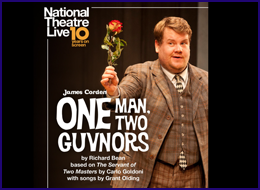 PWB - National Theatre -  One Man Two Guvnors