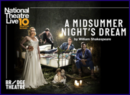 PWB - National Theatre - A Midsummer Nights Dream