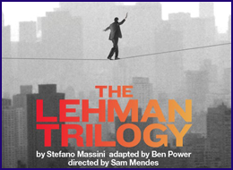 PWB - National Theatre - Lehman Trilogy