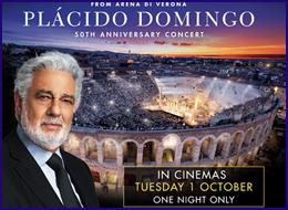 PWB - Placido Domingo 50th Anniversary