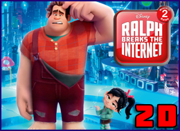 PWB - Ralph Breaks The Internet 2D
