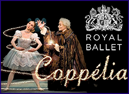 PWB - Royal Ballet - Coppelia