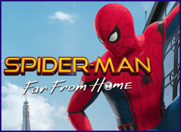 PWB - Spiderman Far From Home