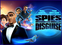 PWB - Spies in Disguise
