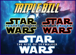 P.WB - Star Wars Triple Bill