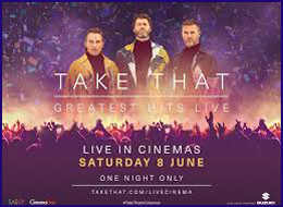 PWB - Take That Greatest Hits Live