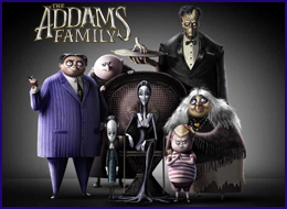 PWB - The Addams Family